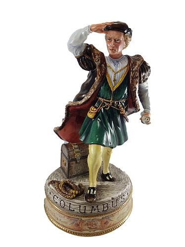 Royal Doulton Character Figure 'Christopher Columbus'