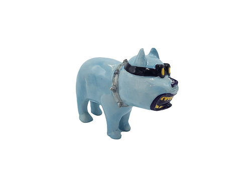 Bairstow Manor Pottery Figure 'Hey Bulldog' The Beatles