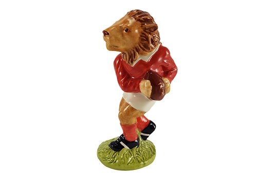 Beswick Sporting Figure 'Last Lion Of Defence'