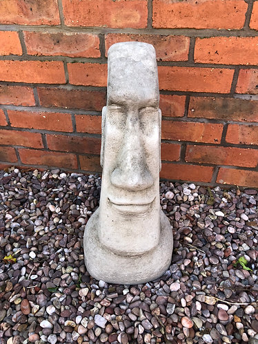 Single Easter Island Head