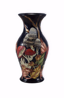 Moorcroft Lionshield Colourway Market Day 2017