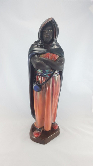 Royal Doulton Figure 'The Moor'