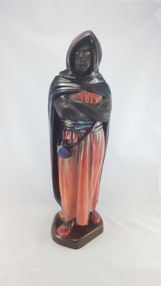 Royal Doulton Figure 'The Moor'