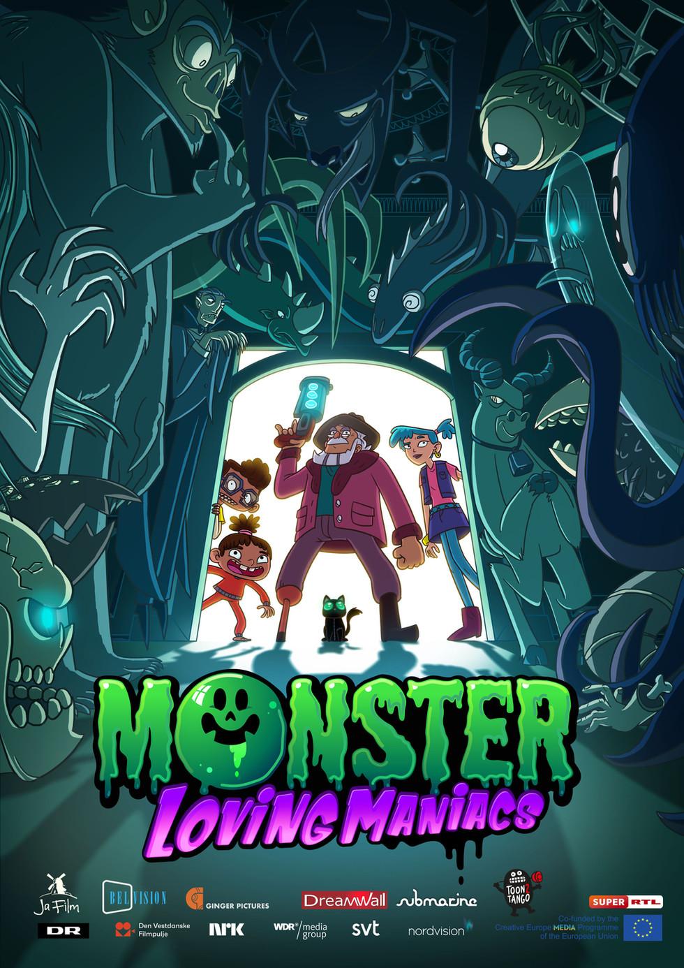Monster Loving Maniacs