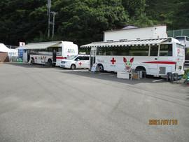 令和3年7月16日献血活動実施。