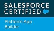 Salesforce-certified-platform-app-builde