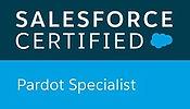 pardot specialist cert badge exam study