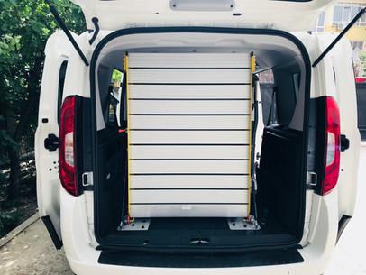 accessible transportation van