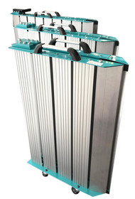 portable loading ramp aluminum