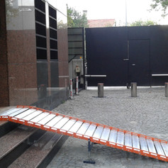 disabled ramps