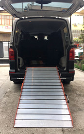 accessible van project