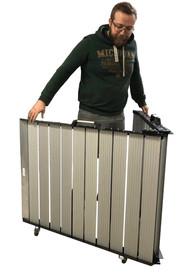 portable loading ramp use