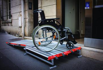 wheelchair platforms