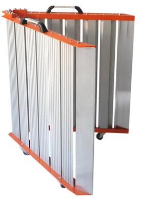 aluminum loading ramp