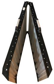 portable loading ramp fold
