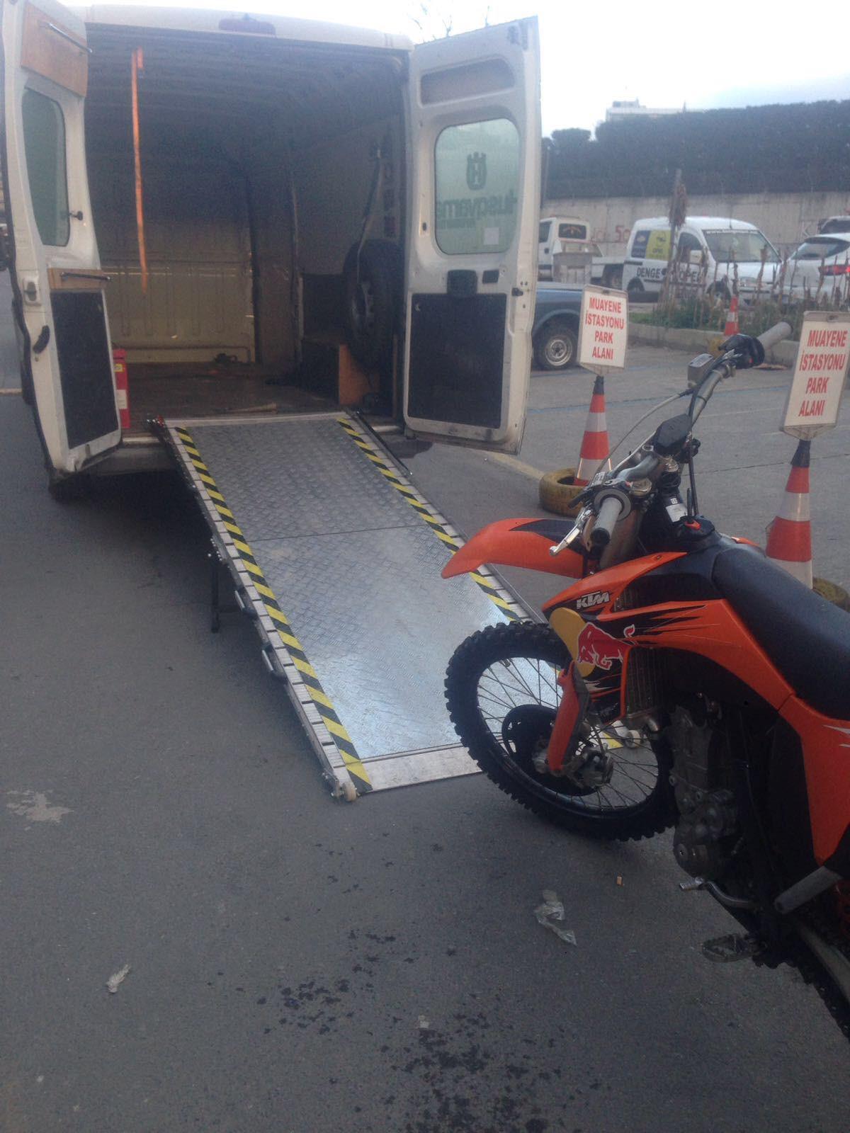 Motorcycle Loading Ramp >> Motorcycle Loading Ramp Van