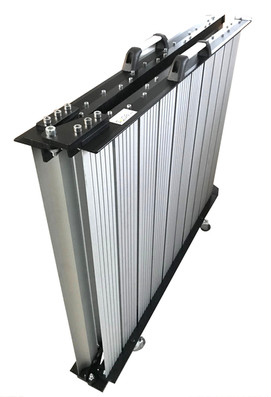 portable loading ramp folding