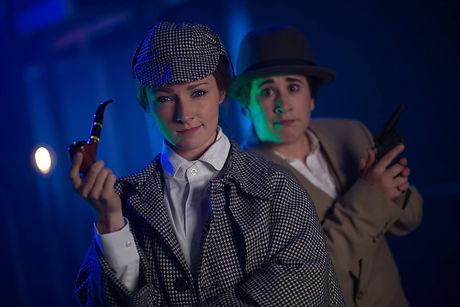 Baskerville: A Sherlock Holmes Play