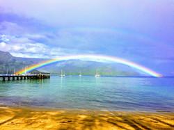Hanelei Rainbow