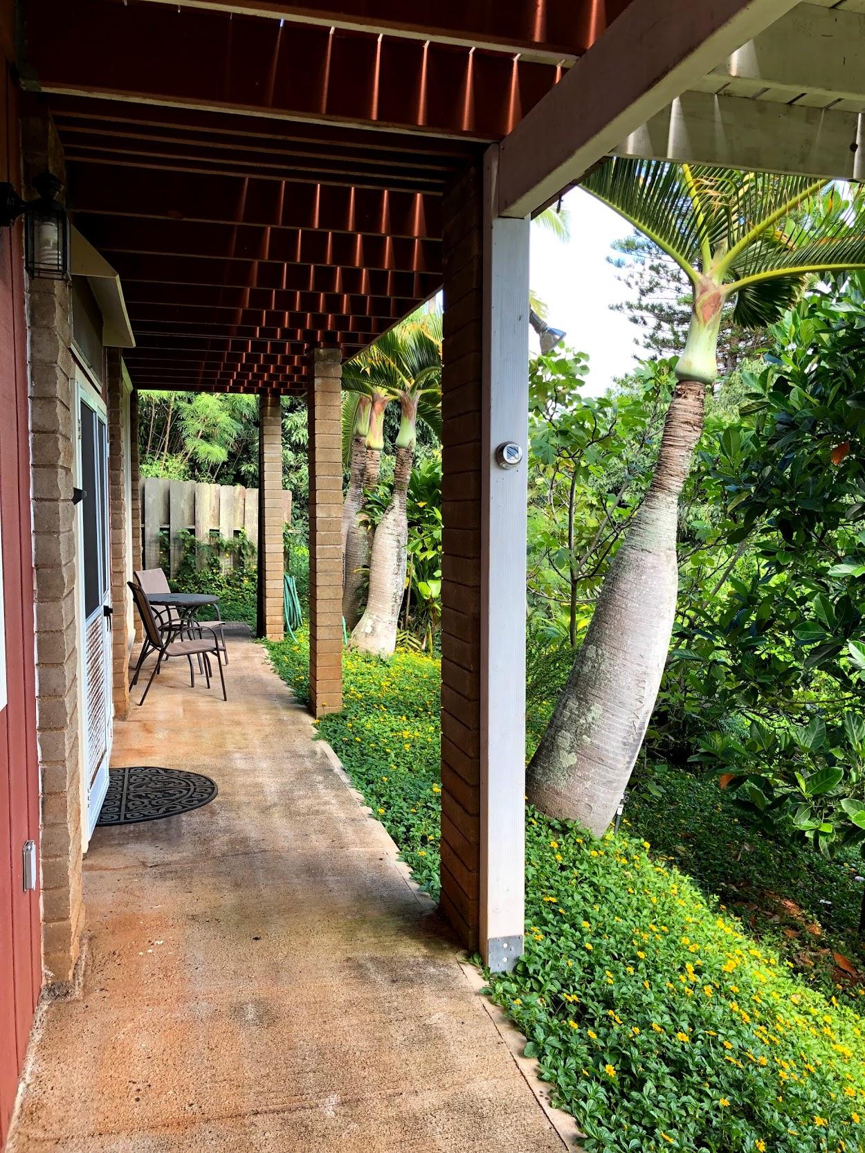 Tropical Suite Front