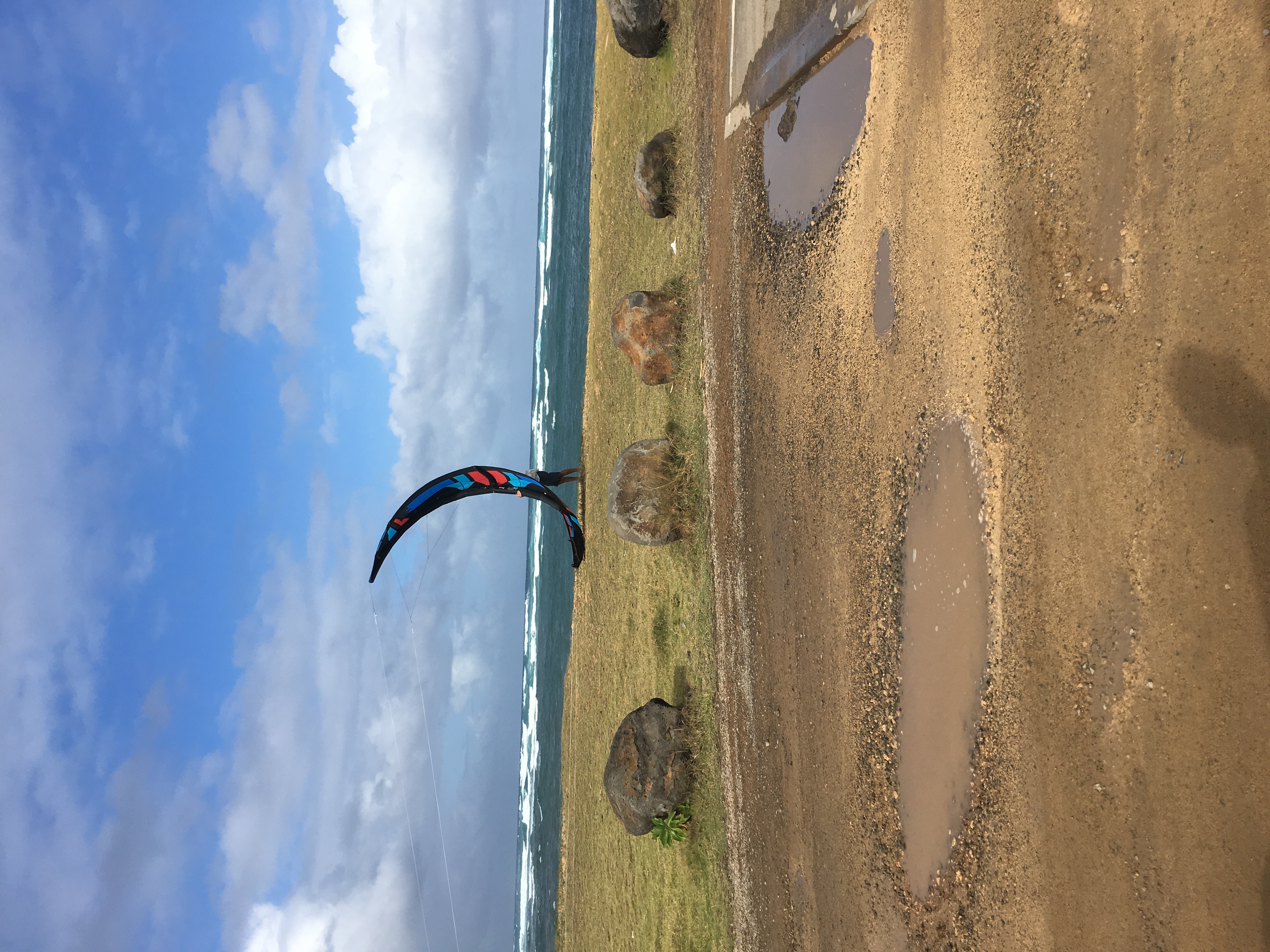 Kite Surfer's Haven