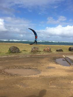 Kite Surfer's Haven