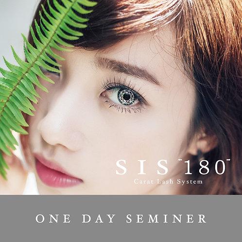 "SIS ""180""/ 個人セミナー"
