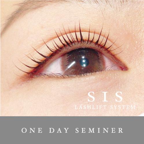 SIS LASHLIFT 技術者/個人セミナー