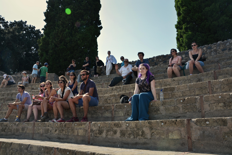 Pompeii Theatre, 2014
