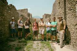 Pompeii bros, 2018