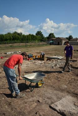 Excavation, 2014