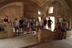Thermopolium at Ostia, 2016