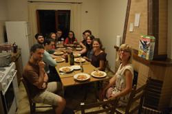 Dinner, 2015