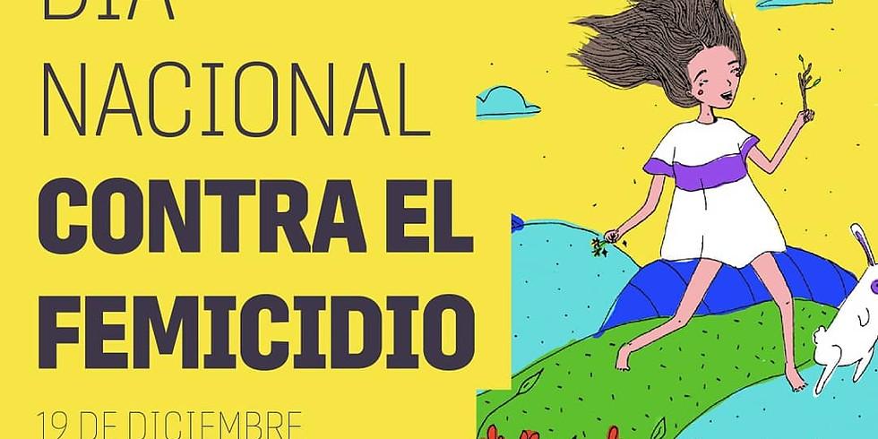 Conmemoración Día Nacional contra el Femicidio