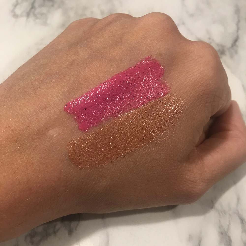 make-up pro swatches