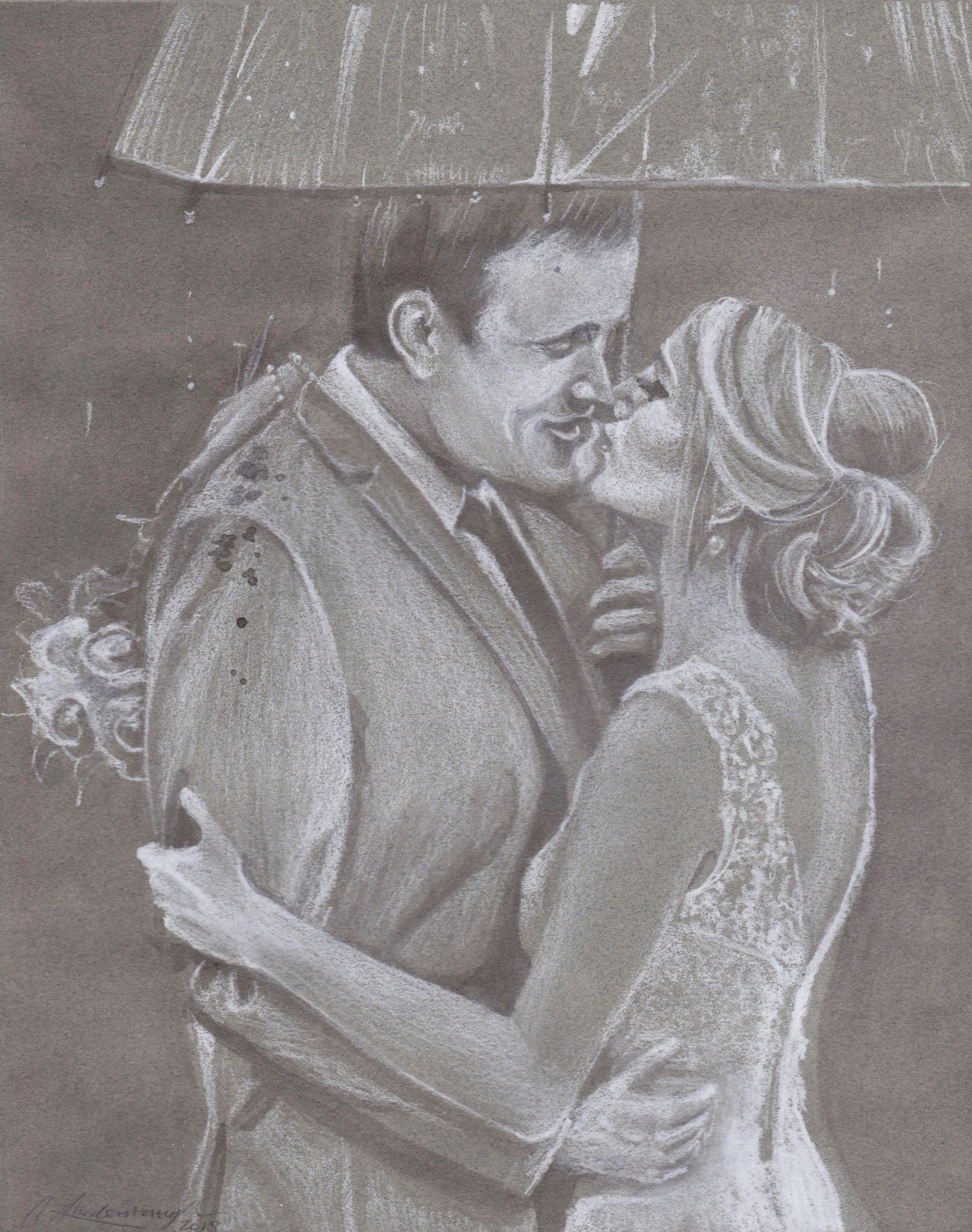 Rainy Vows