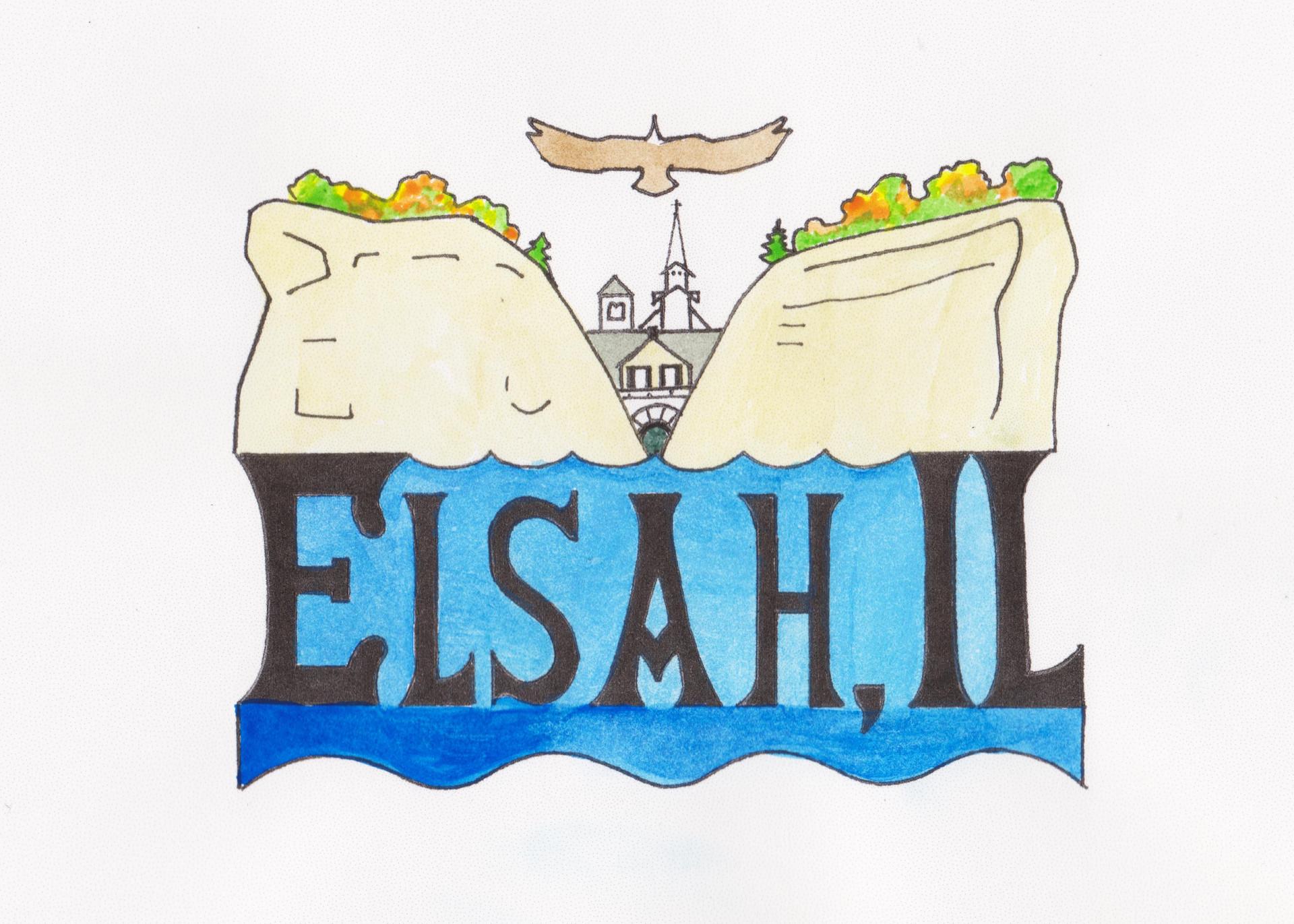 Elsah Logo