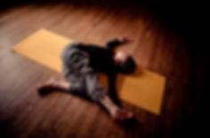 restorative yin yoga, Jess Glenny