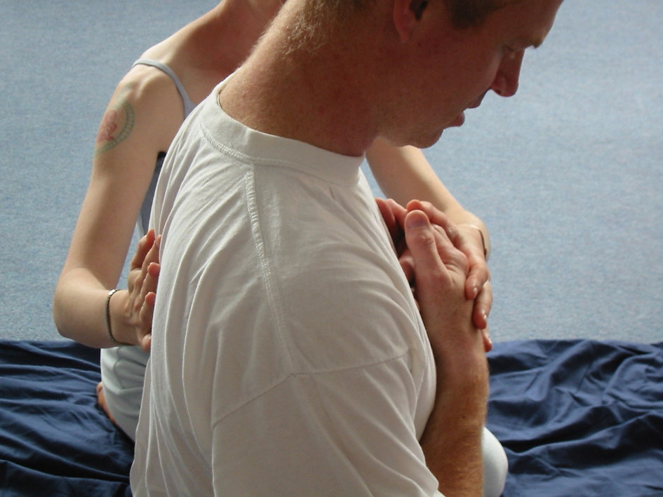 Phoenix Rising yoga therapy with Jess Glenny