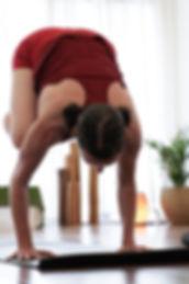 Jess Glenny, yoga, dance