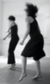 Open Floor dance movement, Jess Glenny