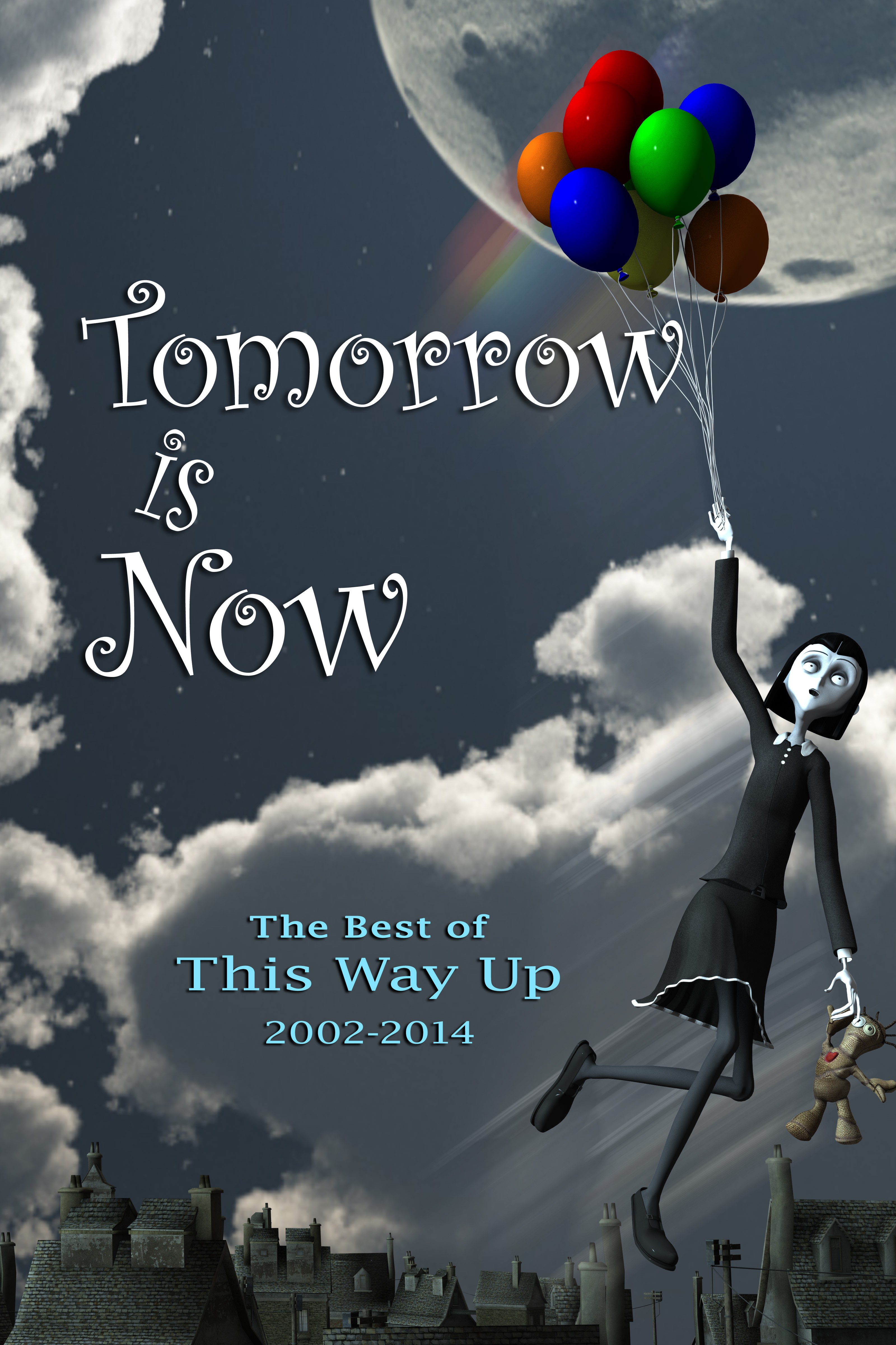 Cover of Tomorrow Is  Now book