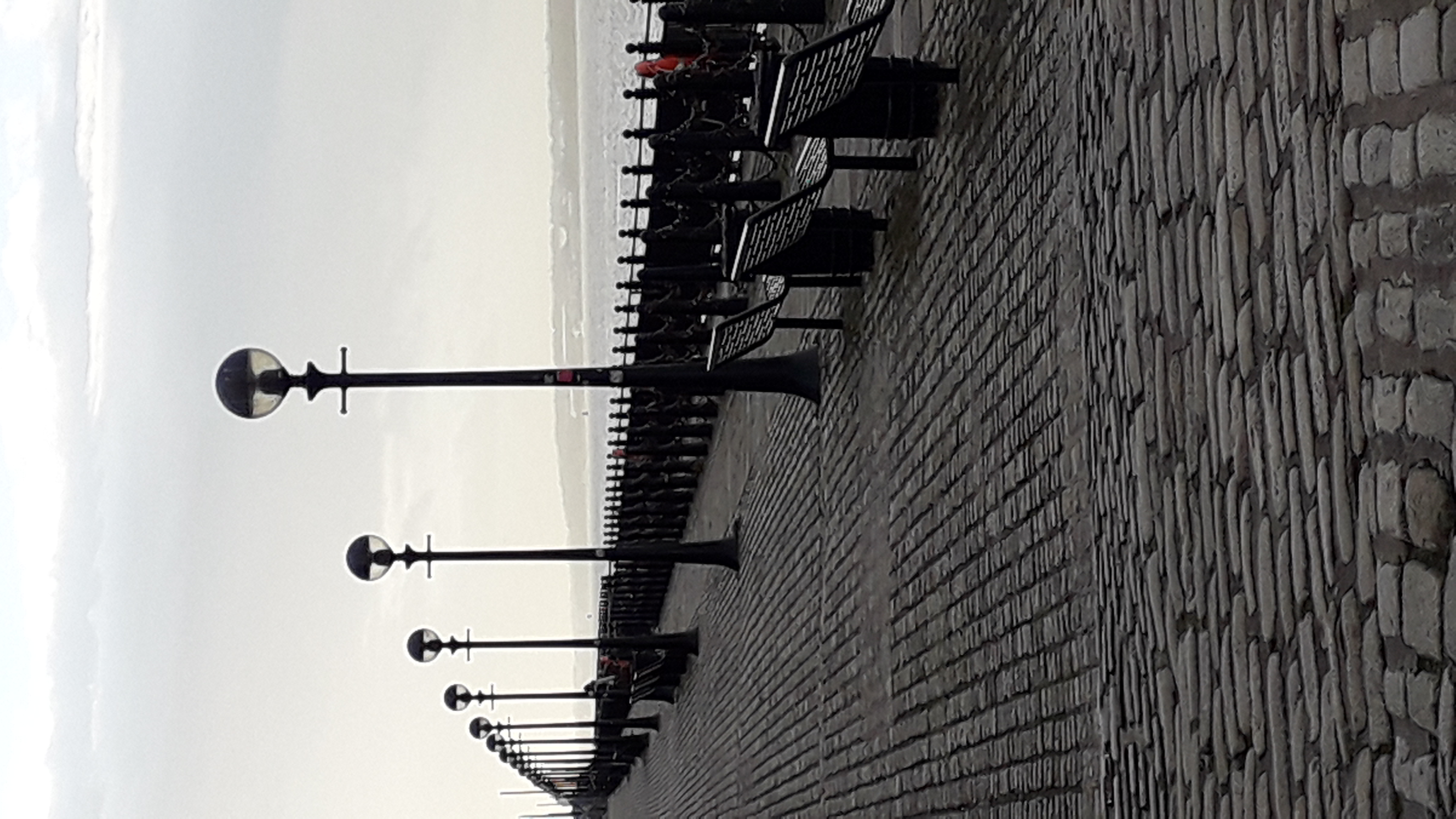 Liverpool waterfront Oct. 2019