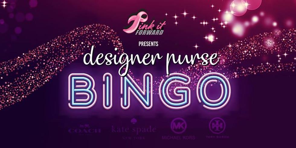 Fargo February Designer Purse Bingo