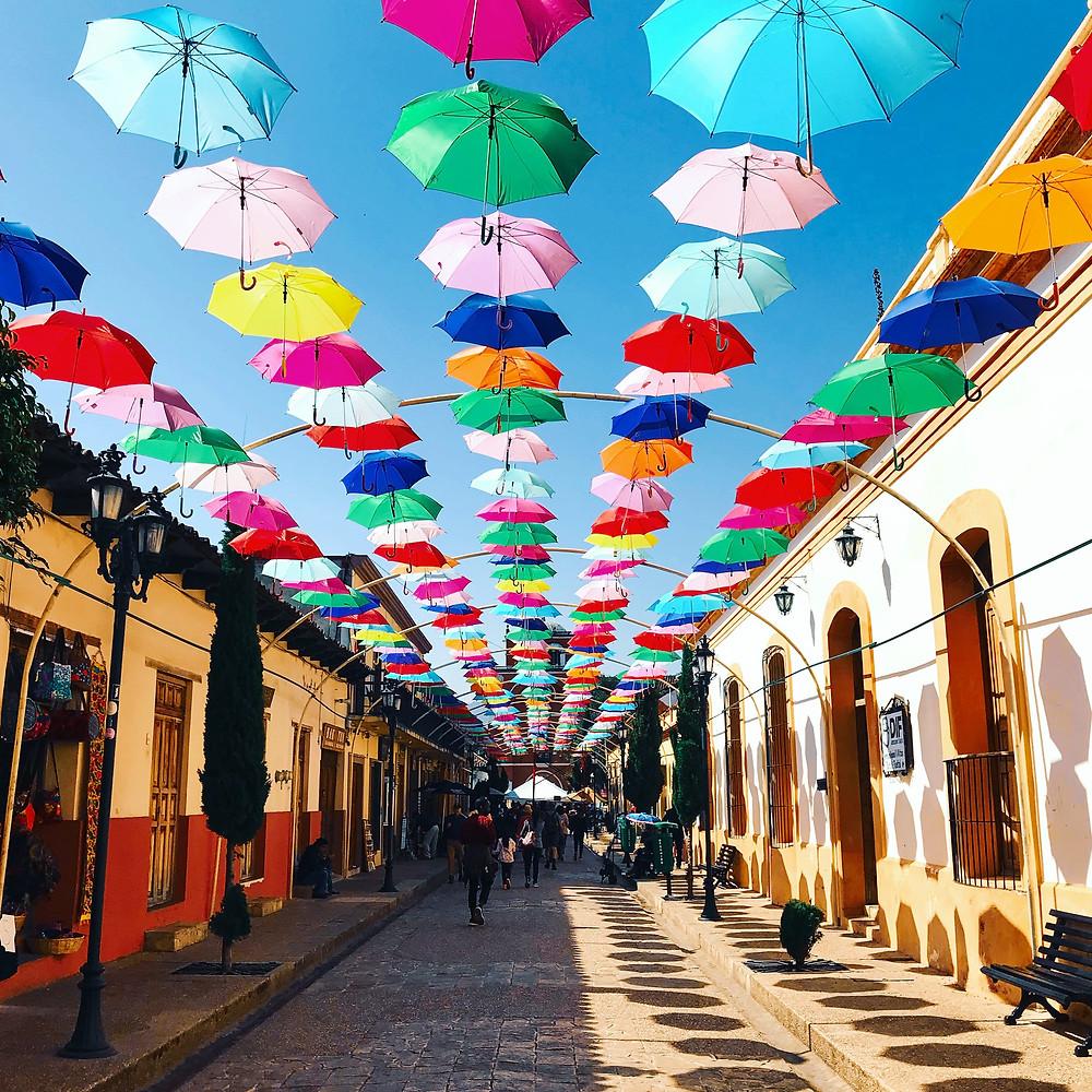 San Cristóbal de las Casas in Mexico - Peeplo Talks- Bawra Musafir