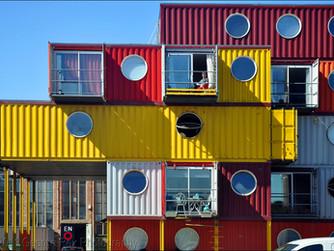 5 ejemplos de edificios con construcción modular