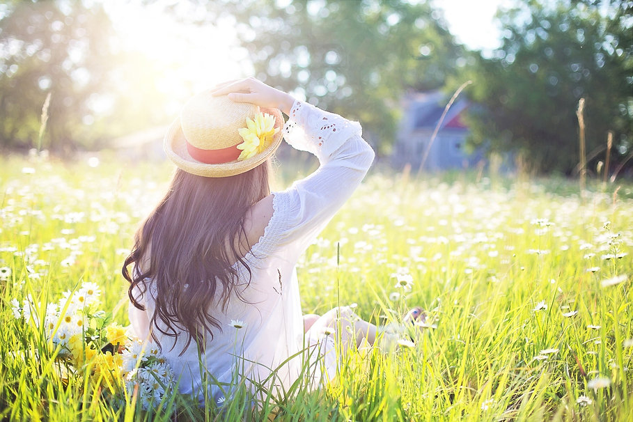 Sunshine and nature for postpartum mental health, postnatal depression, postpartum axiety, canberra doula, gold coast doula