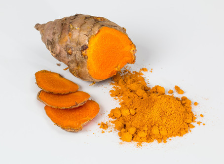 Let's Talk Turmeric