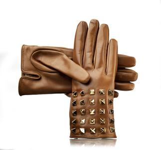 Læderhandsker