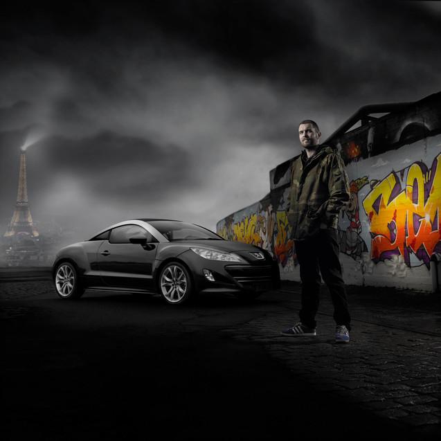 Peugeot Reklame